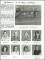 1990 Lake County High School Yearbook Page 68 & 69