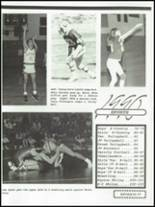 1990 Lake County High School Yearbook Page 80 & 81
