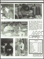 1990 Lake County High School Yearbook Page 108 & 109