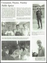 1990 Lake County High School Yearbook Page 126 & 127