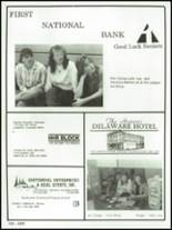 1990 Lake County High School Yearbook Page 130 & 131