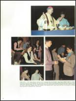 1983 Dowling High School Yearbook Page 12 & 13