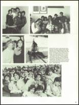 1983 Dowling High School Yearbook Page 18 & 19