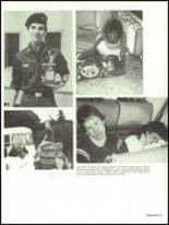 1983 Dowling High School Yearbook Page 24 & 25