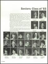 1983 Dowling High School Yearbook Page 28 & 29