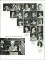 1983 Dowling High School Yearbook Page 30 & 31