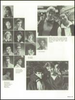 1983 Dowling High School Yearbook Page 32 & 33