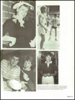 1983 Dowling High School Yearbook Page 42 & 43