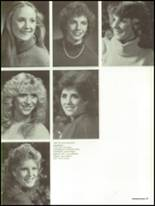 1983 Dowling High School Yearbook Page 50 & 51