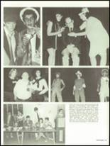 1983 Dowling High School Yearbook Page 56 & 57