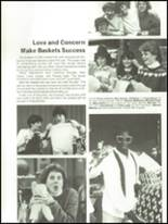 1983 Dowling High School Yearbook Page 62 & 63