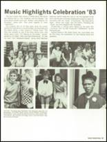 1983 Dowling High School Yearbook Page 66 & 67
