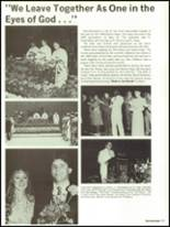1983 Dowling High School Yearbook Page 74 & 75