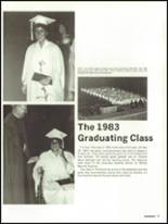 1983 Dowling High School Yearbook Page 80 & 81