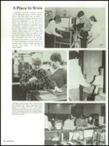 1983 Dowling High School Yearbook Page 96 & 97