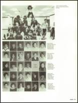 1983 Dowling High School Yearbook Page 98 & 99