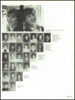 1983 Dowling High School Yearbook Page 100 & 101