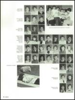 1983 Dowling High School Yearbook Page 102 & 103