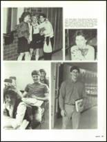 1983 Dowling High School Yearbook Page 110 & 111