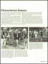 1983 Dowling High School Yearbook Page 122 & 123