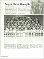1983 Dowling High School Yearbook Page 124 & 125