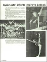 1983 Dowling High School Yearbook Page 128 & 129