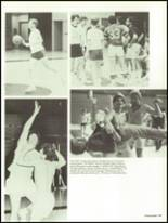 1983 Dowling High School Yearbook Page 130 & 131