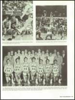 1983 Dowling High School Yearbook Page 132 & 133
