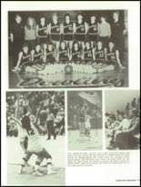 1983 Dowling High School Yearbook Page 134 & 135