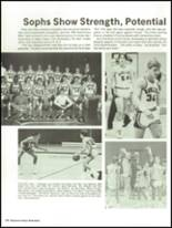 1983 Dowling High School Yearbook Page 136 & 137
