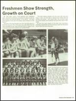 1983 Dowling High School Yearbook Page 138 & 139