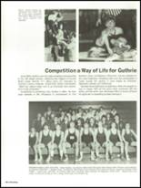 1983 Dowling High School Yearbook Page 142 & 143