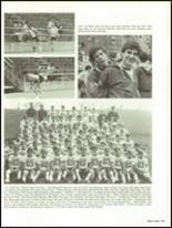 1983 Dowling High School Yearbook Page 144 & 145
