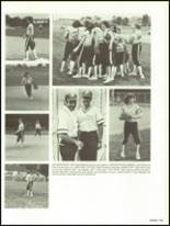 1983 Dowling High School Yearbook Page 152 & 153