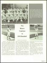 1983 Dowling High School Yearbook Page 154 & 155