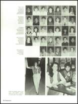 1983 Dowling High School Yearbook Page 164 & 165