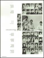 1983 Dowling High School Yearbook Page 166 & 167