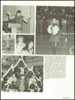 1983 Dowling High School Yearbook Page 180 & 181