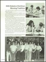 1983 Dowling High School Yearbook Page 184 & 185
