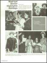 1983 Dowling High School Yearbook Page 206 & 207