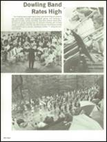 1983 Dowling High School Yearbook Page 210 & 211