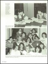 1983 Dowling High School Yearbook Page 222 & 223