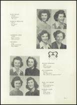 1944 St. Francis High School Yearbook Page 22 & 23