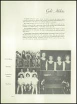 1944 St. Francis High School Yearbook Page 42 & 43