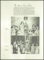 1944 St. Francis High School Yearbook Page 54 & 55