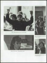 1985 Conestoga High School Yearbook Page 10 & 11
