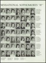 1985 Conestoga High School Yearbook Page 14 & 15