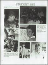 1985 Conestoga High School Yearbook Page 28 & 29