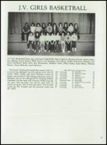 1985 Conestoga High School Yearbook Page 36 & 37