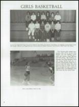 1985 Conestoga High School Yearbook Page 38 & 39